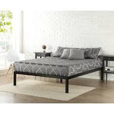 No Box Spring Bed Frame Zinus Modern Studio Platform 3000 Metal Bed Frame Mattress