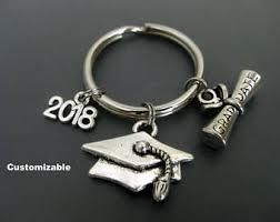 graduation keychain graduation keychain etsy