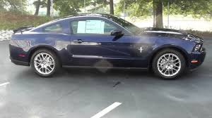 2012 Ford Mustang Black For Sale New 2012 Ford Mustang V6 Premium Stk 12066 Youtube