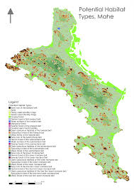 Seychelles Map Allspatial News