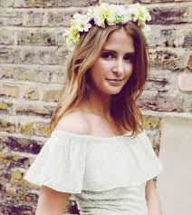 flower band flower power summer hair trend all things stylish