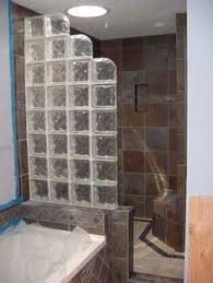 glass block bathroom designs how to avoid the 5 blunders with glass block showers