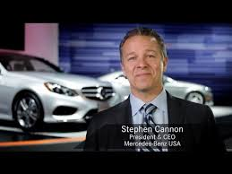 mercedes address mercedes usa president ceo stephen cannon address to fans