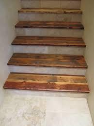 skip planed corral board stair treads montana reclaimed lumber co