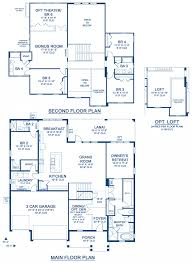Class A Floor Plans by Sanibel A New Home Floor Plan At Longleaf By Homes By Westbay