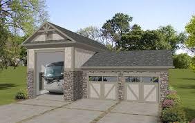 Rv Garage Craftsman Rv Garage 20131ga Architectural Designs House Plans