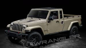 jeep truck spy photos here s what the new jeep wrangler pickup might look like