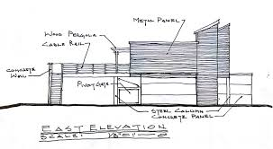 Floor Plan With Elevations by Elevations And Met With A Builder