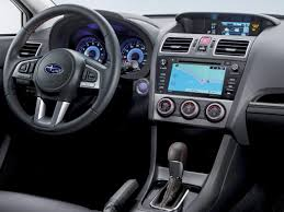 subaru crosstrek interior leather 2016 subaru crosstrek hybrid price photos reviews u0026 features