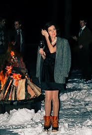 Ll Bean Fire Pit - twirling clare winter firepit