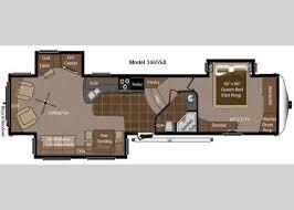keystone montana floor plans new keystone rv montana 3465 sa fifth wheel for sale review rate