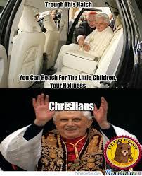 New Car Meme - benedictus xvi s new car by ghalithegreat meme center