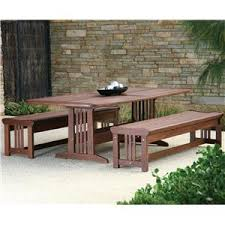 Outdoor Dining Set With Bench Outdoor Dining Sets Twin Cities Minneapolis St Paul