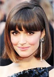 hair styles for protruding chin is a short hairstyle right for you