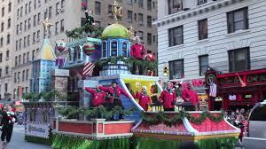 macy s thanksgiving day parade 2011 ny in hd