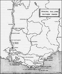 Southern France Map Hyperwar Army Air Forces In World War Ii Volume Iii Europe