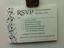 Making Wedding Programs 9 Hilarious Wedding Invitations That Simply Can U0027t Be Ignored