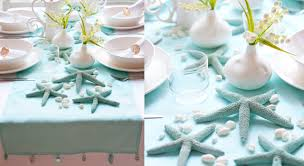 decoration theme mer nice deco de table mer 8 idée déco de table theme mer 2 homeezy