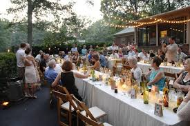 Backyard Wedding Decorations Budget by 54 What We U0027d Change About Our 4000 Backyard Wedding Young