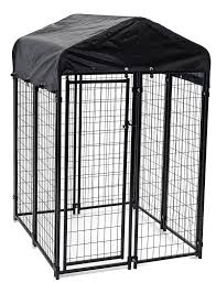 amazon com heavy duty dog cage lucky dog outdoor pet playpen