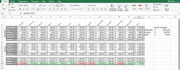 how to make a calculation table in excel how to make a spreadsheet in excel word and google sheets smartsheet