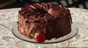 dark chocolate chiffon cake best baking recipes