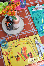 thanksgiving placemat crafts 92 best images about awesome with sprinkles originals on pinterest