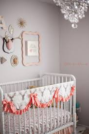 scalloped teething crib rail cover long side