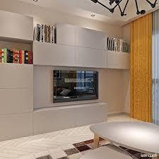 stickers meuble cuisine uni hanmero papier peint adhésif autocollant 2m 0 45m moderne motif