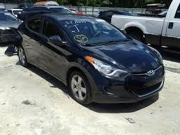 2011 black hyundai elantra kmhdh4ae7bu089164 2011 black hyundai elantra gl on sale in fl