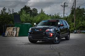 Ford Explorer Blacked Out - explorer incognito ford adds more stealth to its police interceptor
