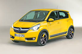 opel minivan vauxhall u0027s up is taking shape auto express