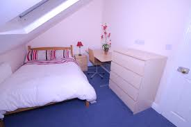 apartment attic bedroom chic design ideas with blue carpet and