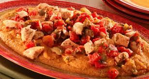 la cuisine cr le cheddar grits chicken a la creole house autry