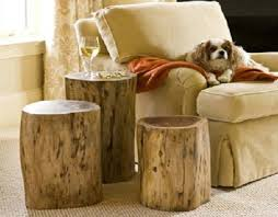 Wood Stump Coffee Table Tree Stump Side Table U2013 Massagroup Co
