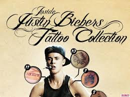 here u0027s how justin bieber has covered his body with 11 tattoos