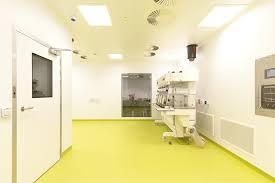 bespoke clean room system for university research laboratories