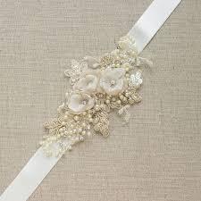 wedding dress belts 25 best bridal sash belt ideas on wedding dress sash