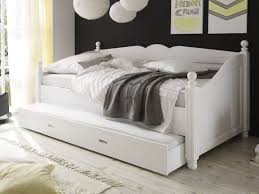 Daybed With Trundle Bed White Daybed With Trundle Furniture Gretchengerzina Com