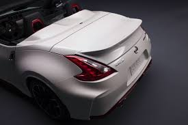 nissan 370z nismo wallpaper nissan 370z nismo roadster concept launched at 2015 chicago auto