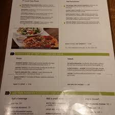 Menu California Pizza Kitchen by California Pizza Kitchen 216 Photos U0026 187 Reviews American