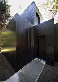 privacy obsessed couple build a u0027windowless u0027 family home in an