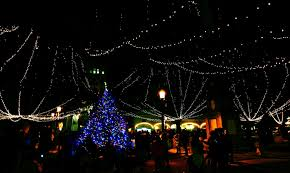 st augustine lights tour 5 southern christmas light displays you can t miss