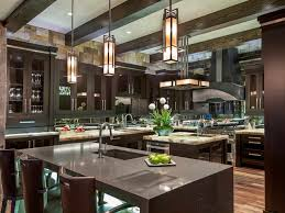 traditional dark brown kitchen cabinet kitchen color ideas light