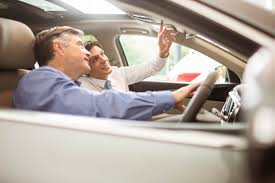 tips for driving a new car buying a pre registered car exchangeandmart co uk