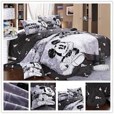 Minnie Mouse Single Duvet Set Mickey And Minnie Mouse Bedding Disney Mickey Minnie Kissing