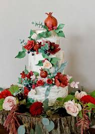 wedding cake ottawa enchanted forest inspired cake soft gold wood bark stencil and