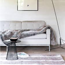Tapis Fausse Peau by Tapis Design En Fausse Fourrure Large Choix De Tailles Et De