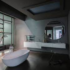 Partial Bathroom Definition Coelux Sun And Sky Into The Bathroom Environment Of Boffi U0027s