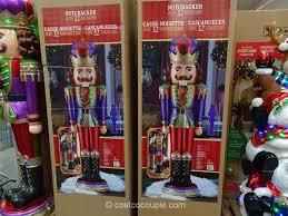 Swarovski Christmas Ornaments 2015 Costco by 6 Ft Led Nutcracker